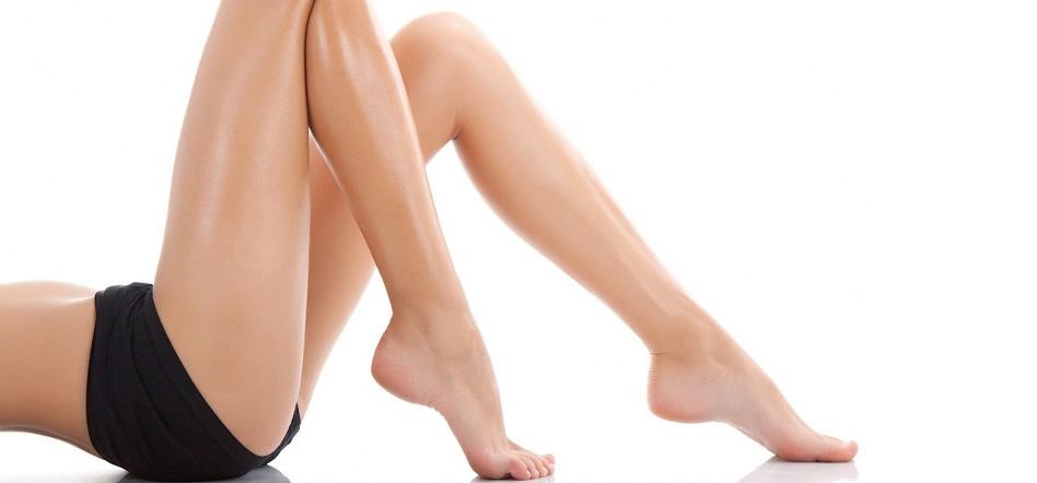 Липофилинг голеней